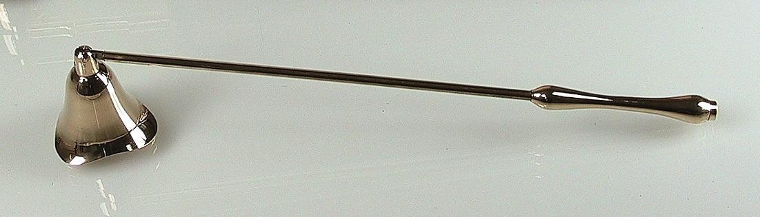 Spegnicandele ottone cm. 28