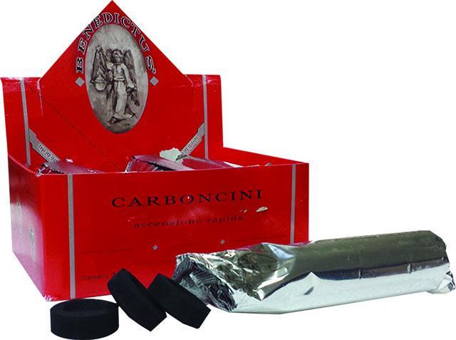 Carboncini Benedictus (100 pz)