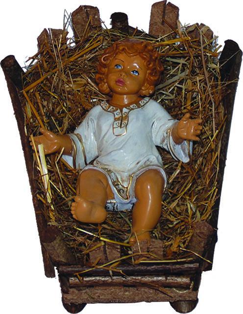 Gesù Bambino presepio cm. 53