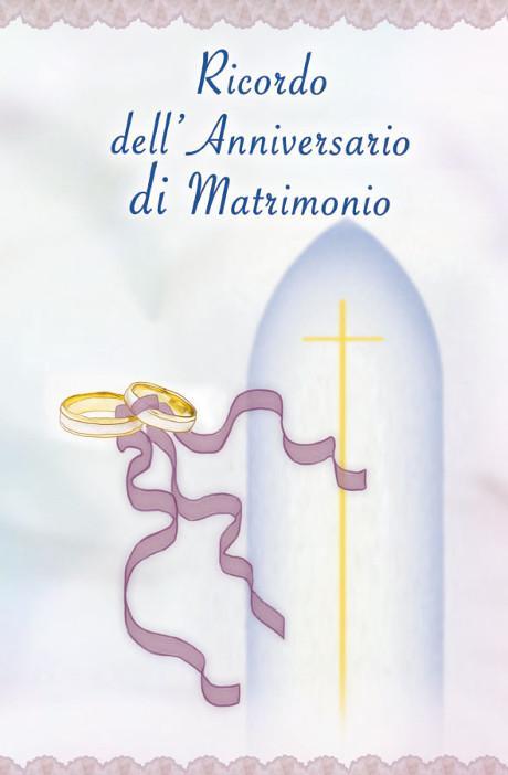 Libretto Anniversario di Matrimonio