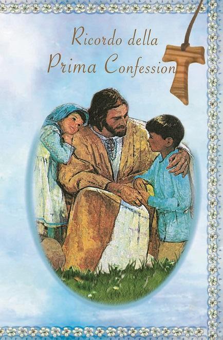 Libretto Confessione e croce tau