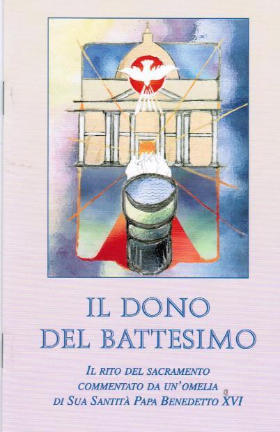 Libretto Il dono del Battesimo