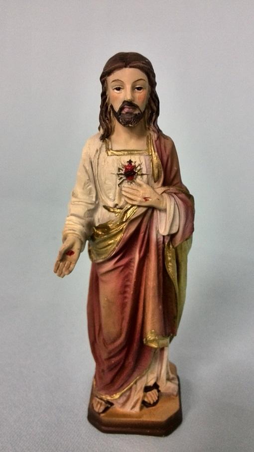 Sacro Cuore di Gesù cm. 12