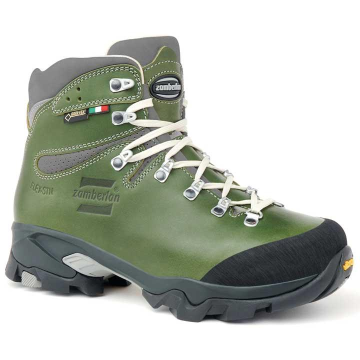 1996 VIOZ LUX GTX® RR WNS  -  Women's Hiking & Backpacking Boots  -  Waxed Green