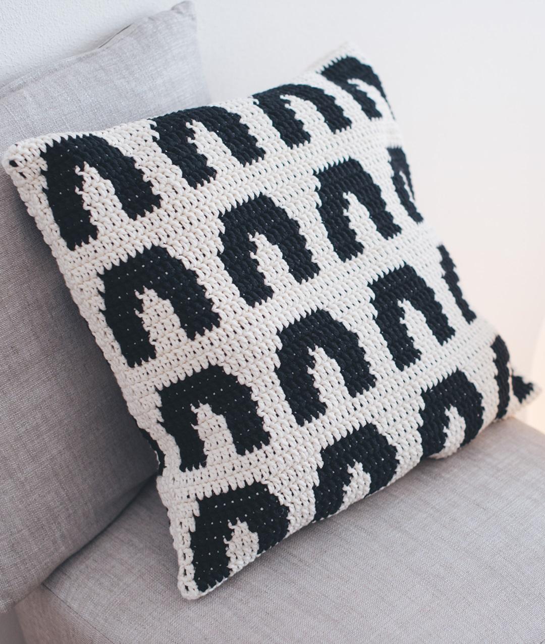 Homeware - Cotton -  - KAARI PILLOW - 1