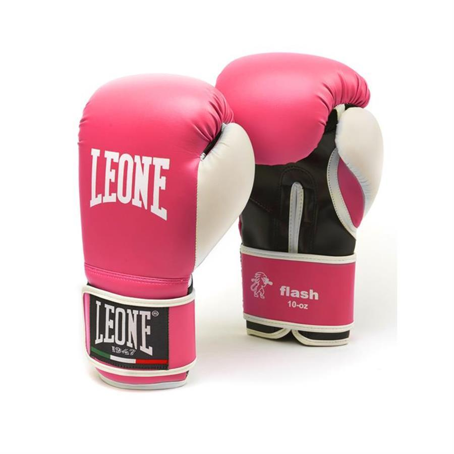 GUANTONI BOXE KICK BOXING MUAY THAI LEONE GN083 FLASH
