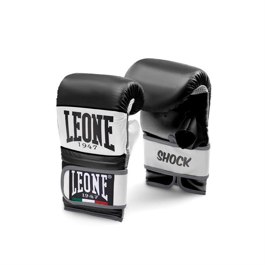 GUANTI DA SACCO SHOCK LEONE 1947 BOXE MMA MUAY THAI KICK BOXING GS091