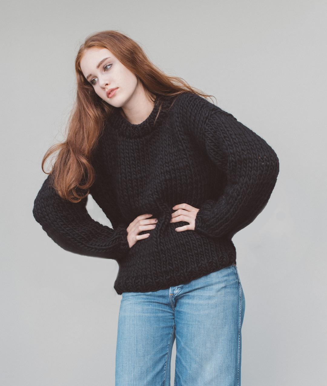 Maglie e Top - Lana - FOREVER SWEATER - 1