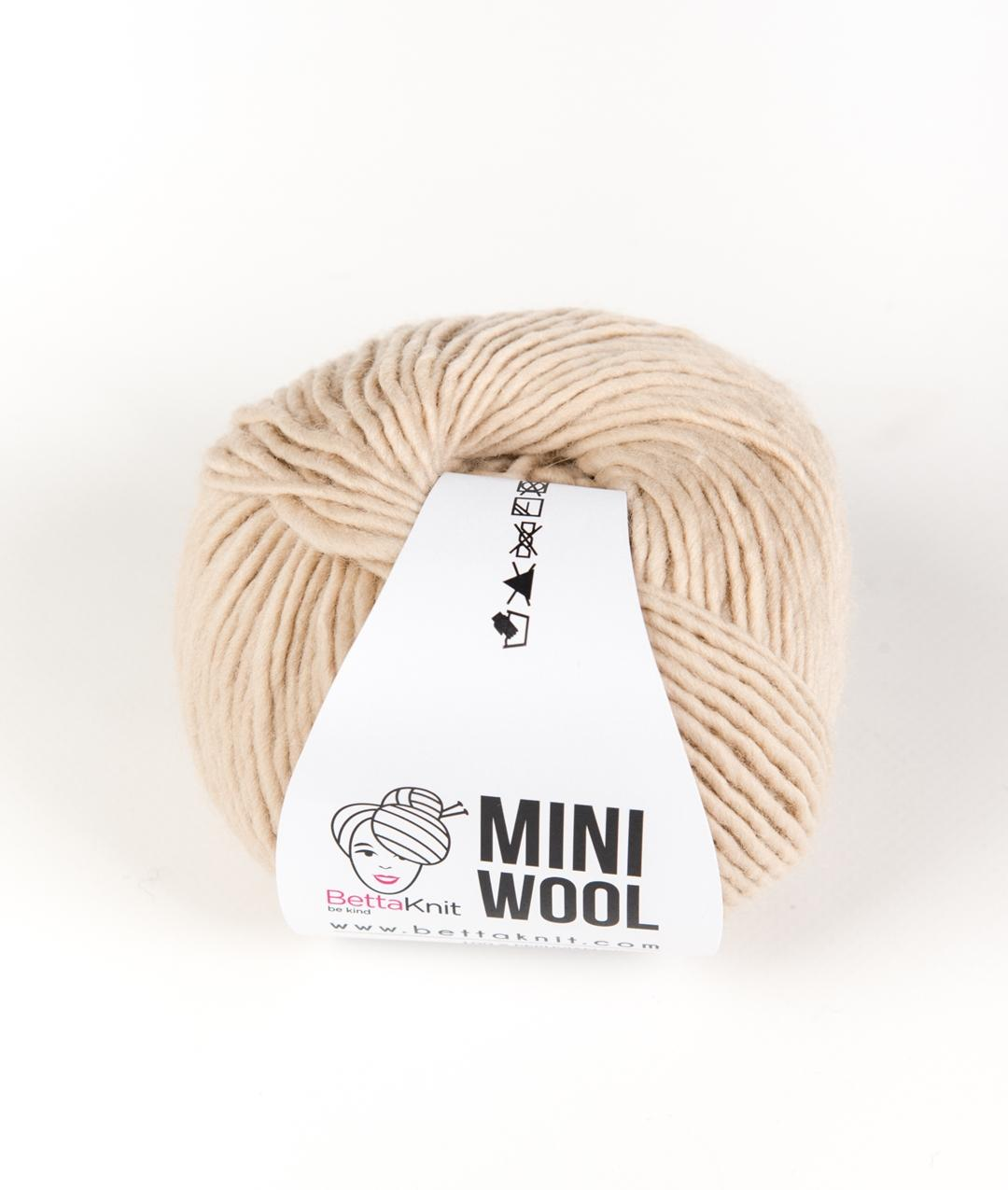 Wool - Skeins - Mini Wool - 1