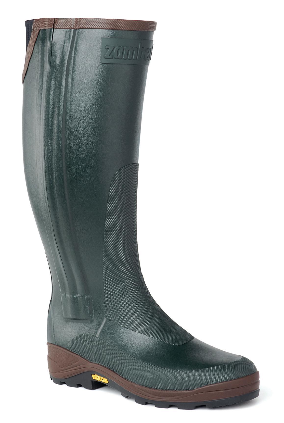 S10 BOOTS  CANADA N.   -     Gummistiefel   -   Dark Green