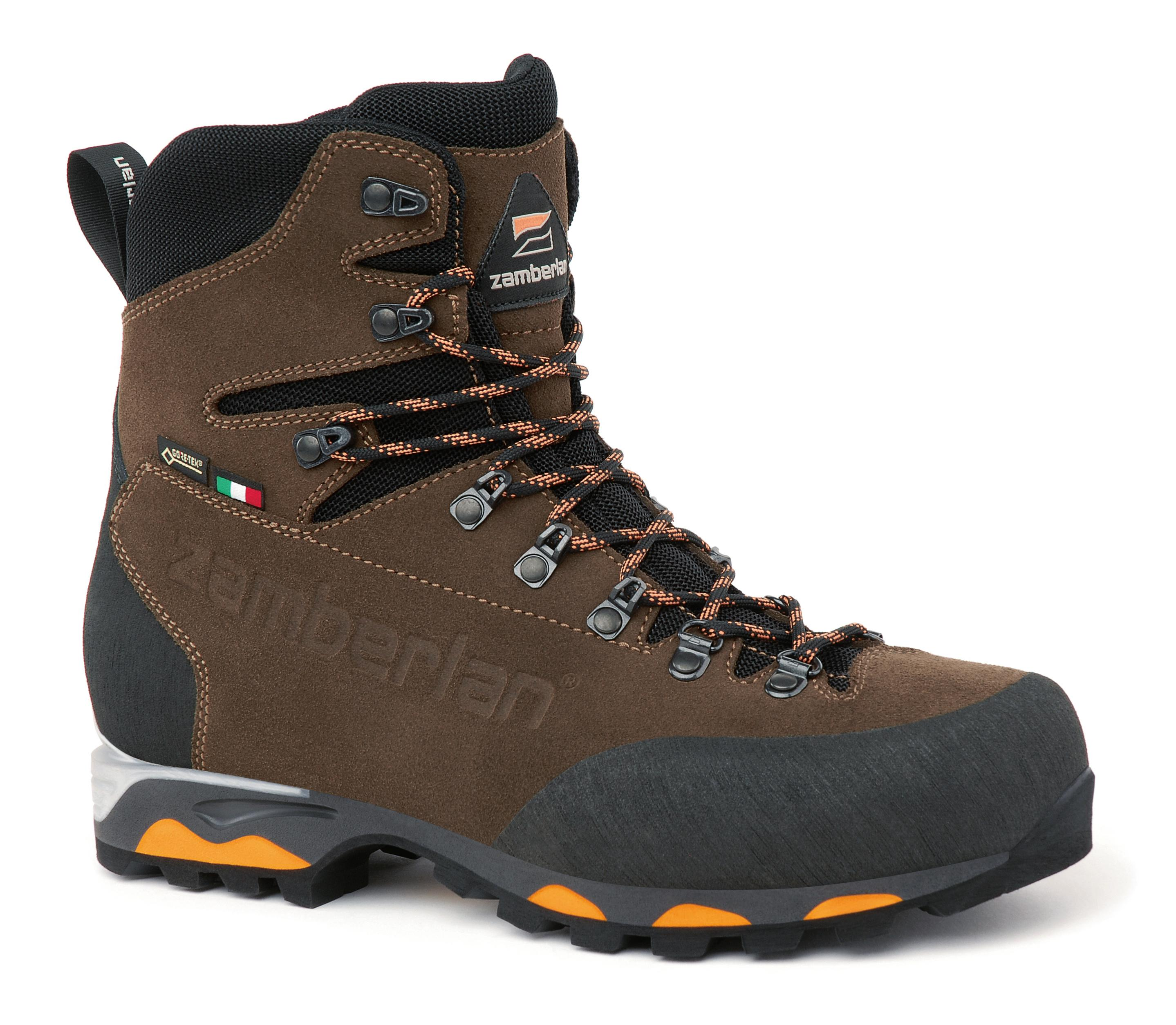 1100 OVIS GTX - Hunting Boots - Brown