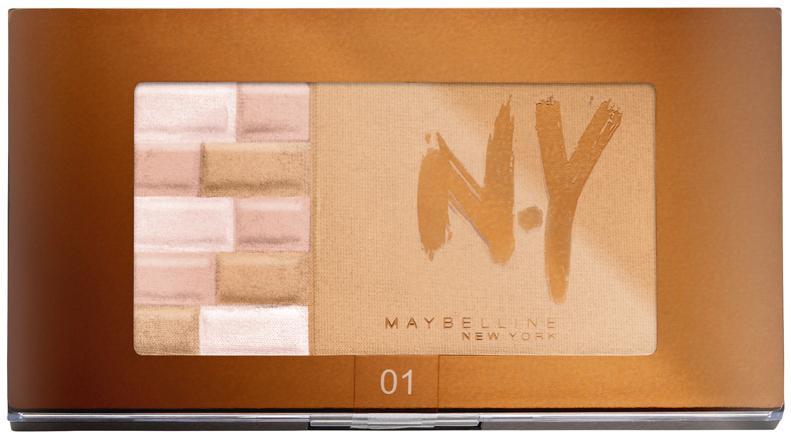 MAYBELLINE- Bricks Bronzer 02 Blondes