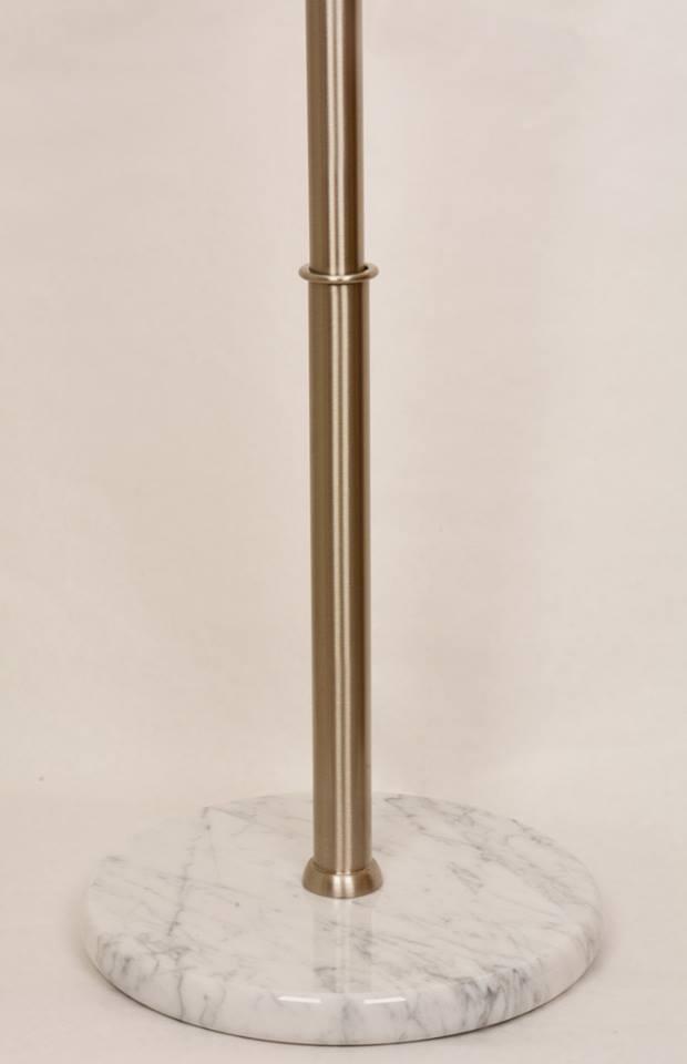 Croce astile in bronzo argentato EC13223A