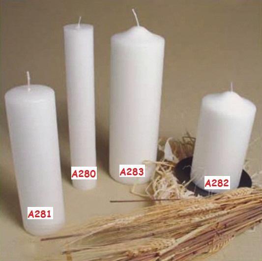 Cero mensa bianco (80x240)