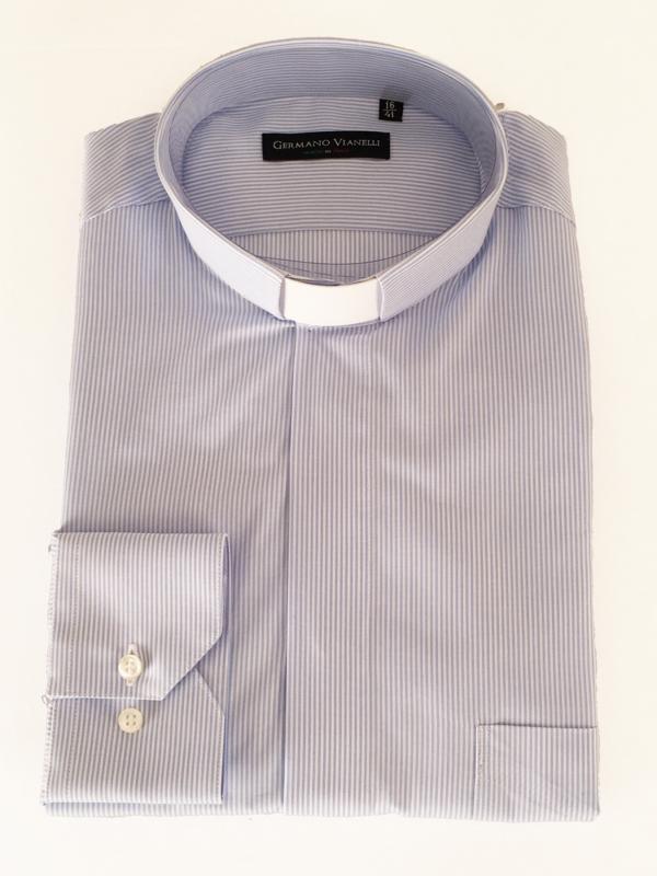 Camicia a righe – Manica Lunga