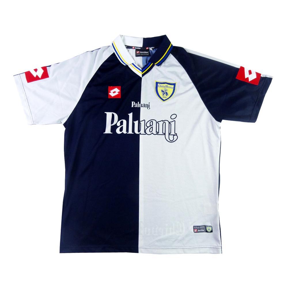 2003-04 Chievo Maglia Away XL (Top)