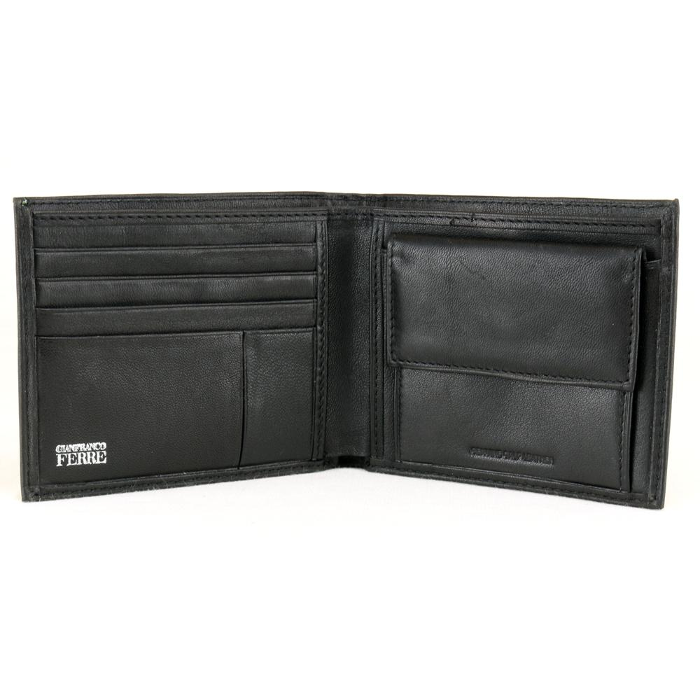 Man wallet Gianfranco Ferrè  021 012 45 001 Nero