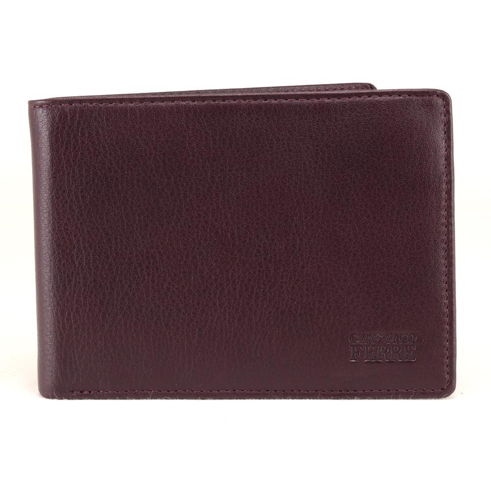 Portefeuille pour homme Gianfranco Ferrè  021 024 015 010 Bordeaux