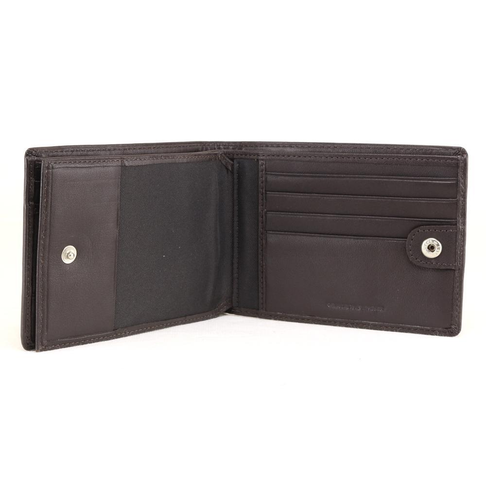 Man wallet Gianfranco Ferrè  021 024 015 002 Brown