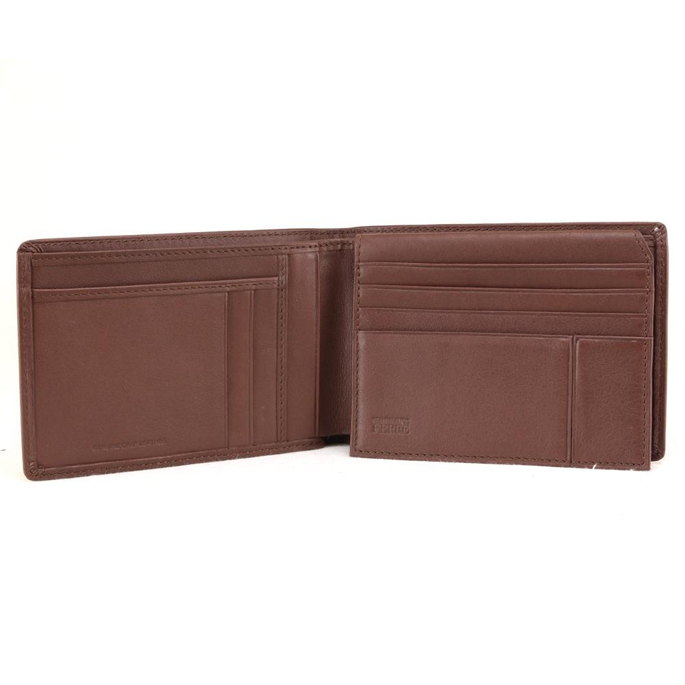 Portefeuille pour homme Gianfranco Ferrè  021 024 011 007 Castagna