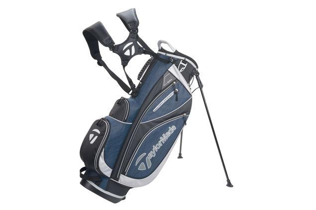 SACCA STAND TAYLORMADE TM18 CLASSIC - navy