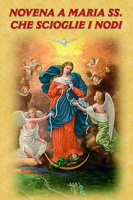 Libretto novena alla Madonna che scioglie i nodi