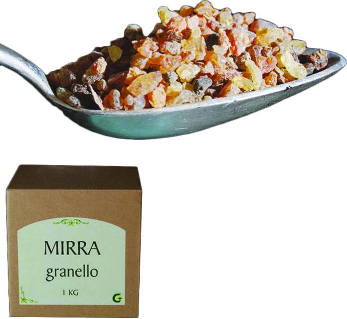 Incenso Mirra granello (kg. 1)