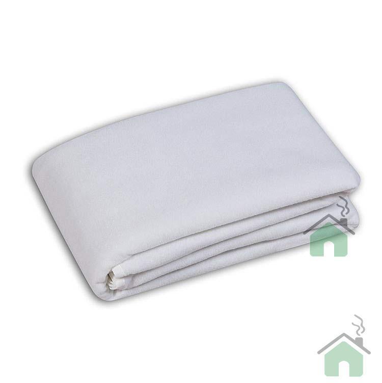 Coprirete in feltro per letto piazza e mezza