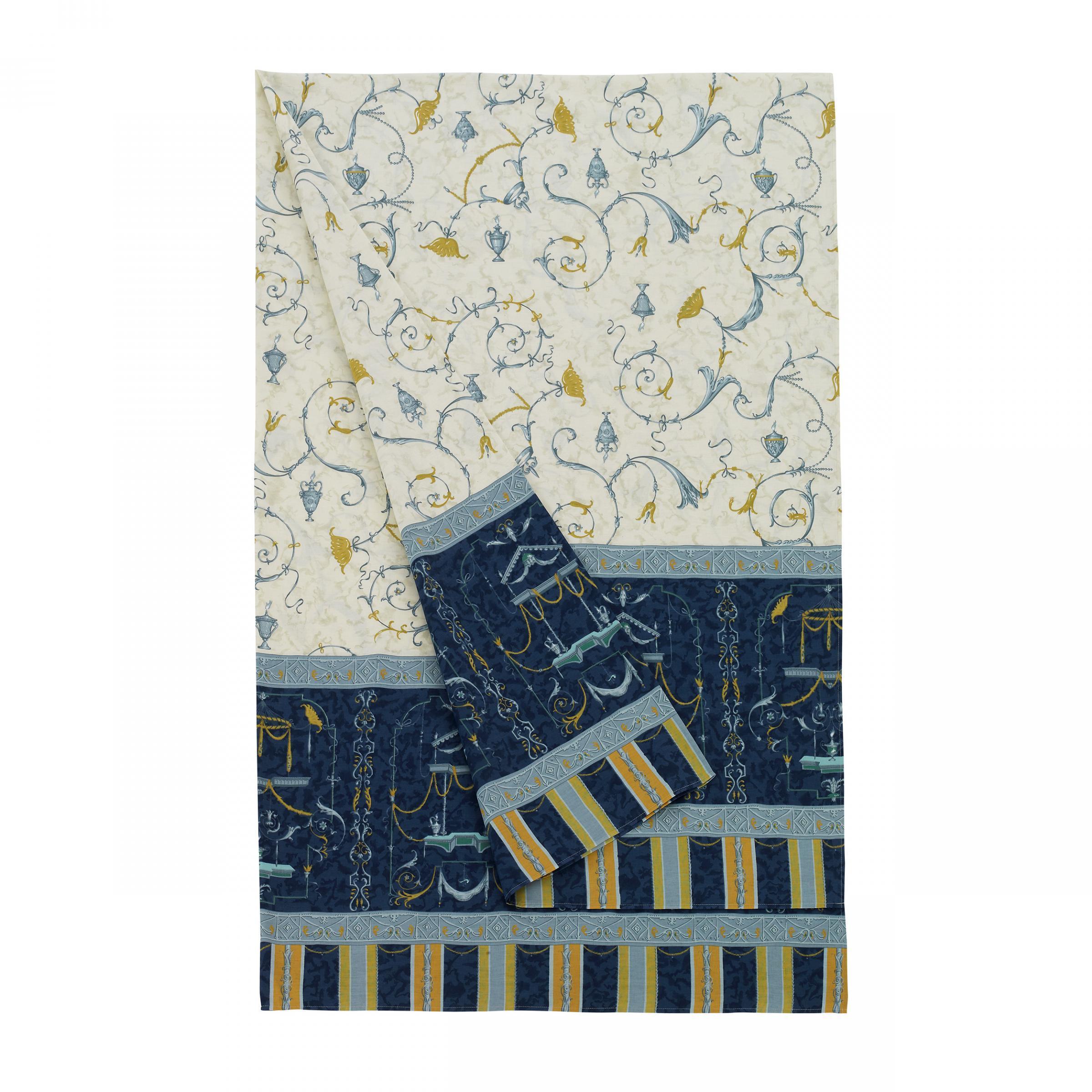 Bassetti Granfoulard Einrichtungstuch Überwurf  Oplontis 9 180x270