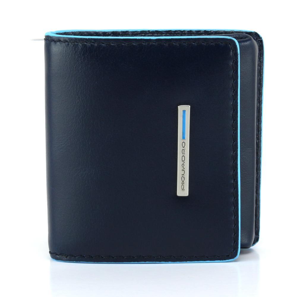 Porta spiccioli Piquadro BLUE SQUARE PU2634B2 BLU