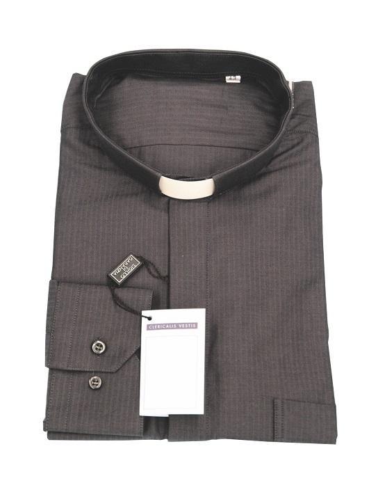 Camicia clergy rescata - manica lunga