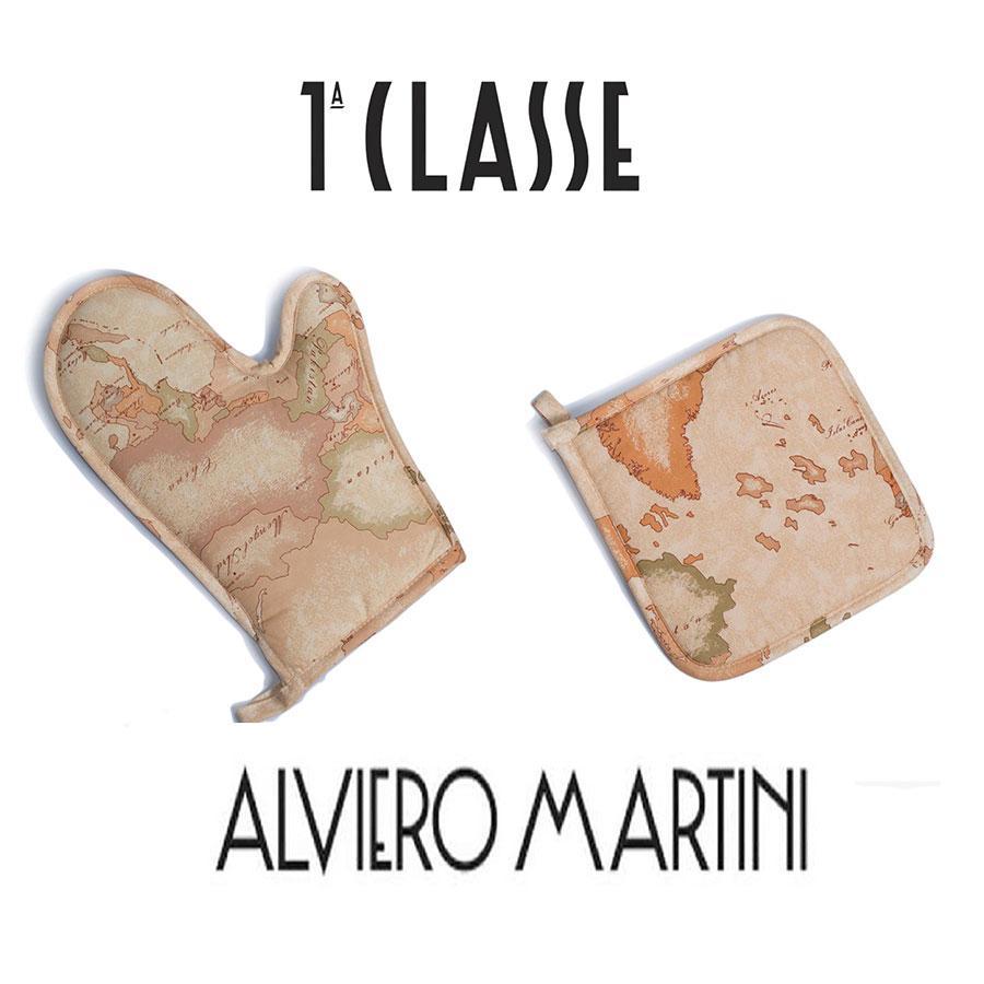 Set Bagno Alviero Martini.Set Da Barbecue Alviero Martini Guanto Forno Presina