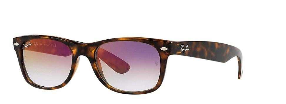 Rayban Rb 2132 New Wayfarer Flash Gradient Lenses