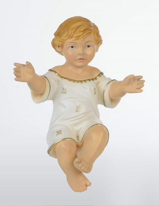 Gesù Bambino - presepio cm. 65