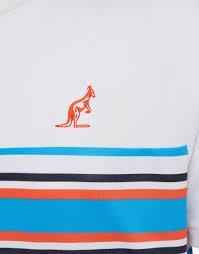 AUSTRALIAN • T-SHIRT HERITAGE STRIPES