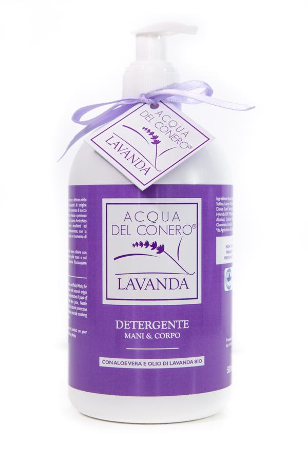 Detergente Mani E Corpo Lavanda 500ml