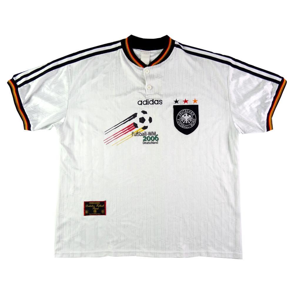 1996-98 Germania WM2006 Maglia Home XL