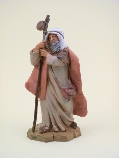 Pastore viandante arabo cm 12