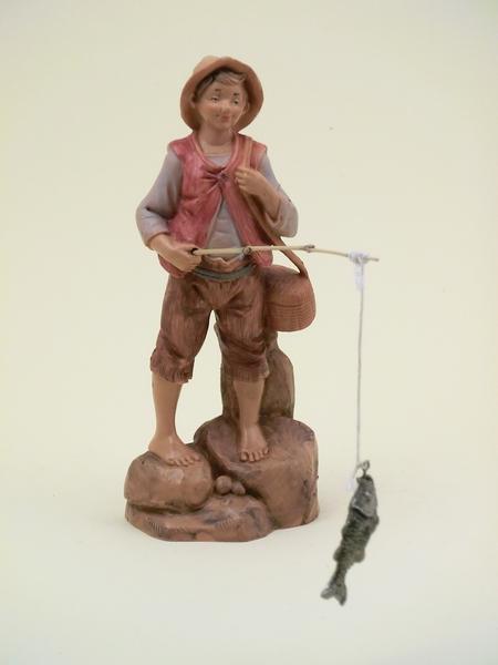 Pescatore cm. 12