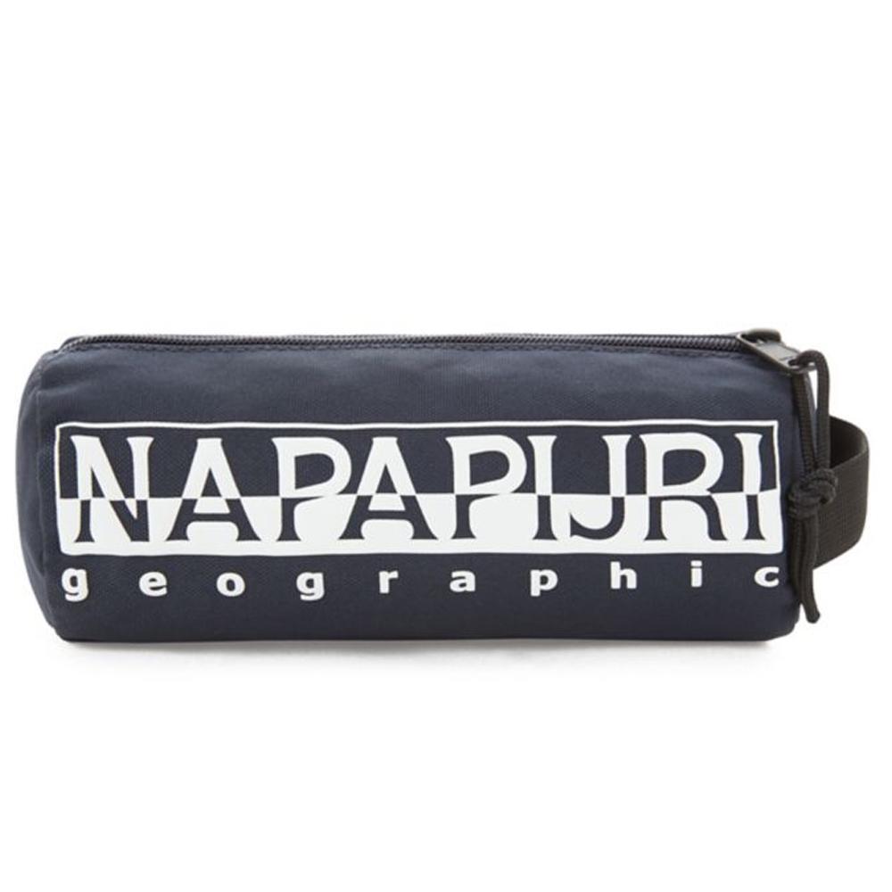 Nécessaire Napapijri HAPPY PENCIL CASE 1 N0YI0I 176 BLU MARINE