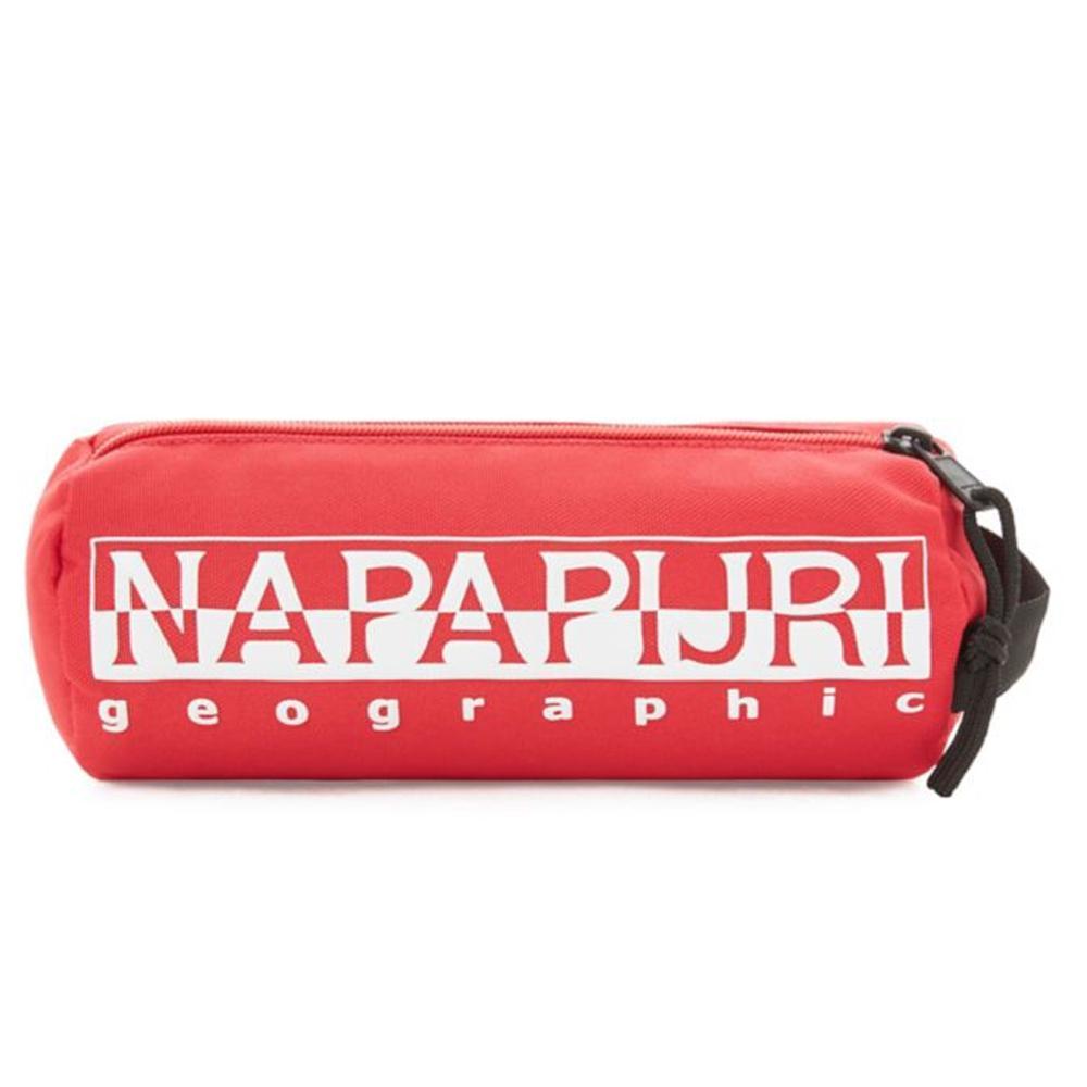 Nécessaire Napapijri HAPPY PENCIL CASE 1 N0YI0I R70 TRUE RED