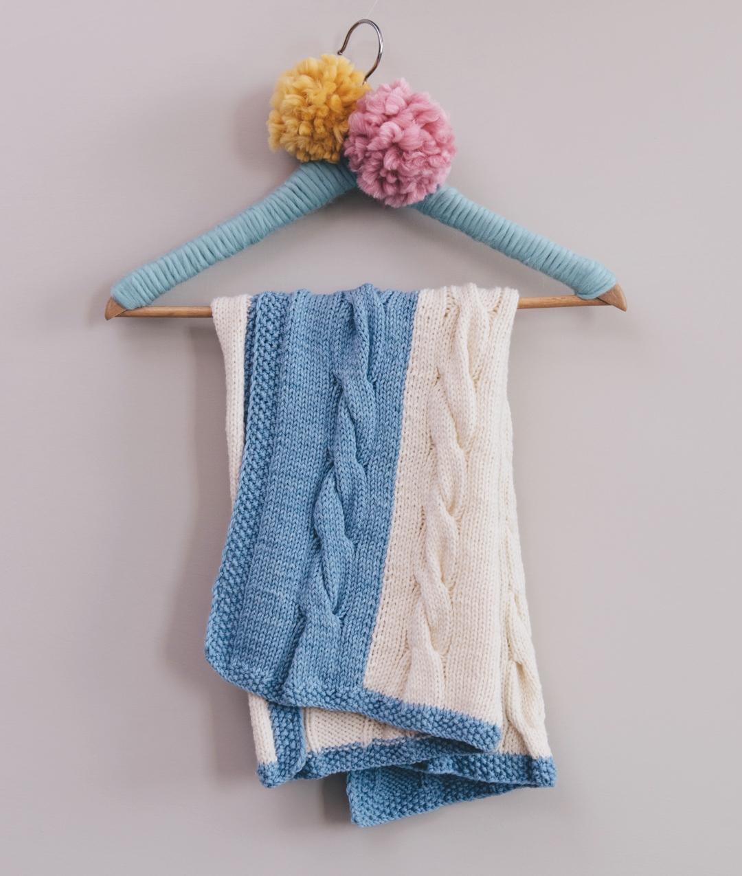 Baby - WoolBaby - Wool - NAPOLEONE BABYBLANKET - 1