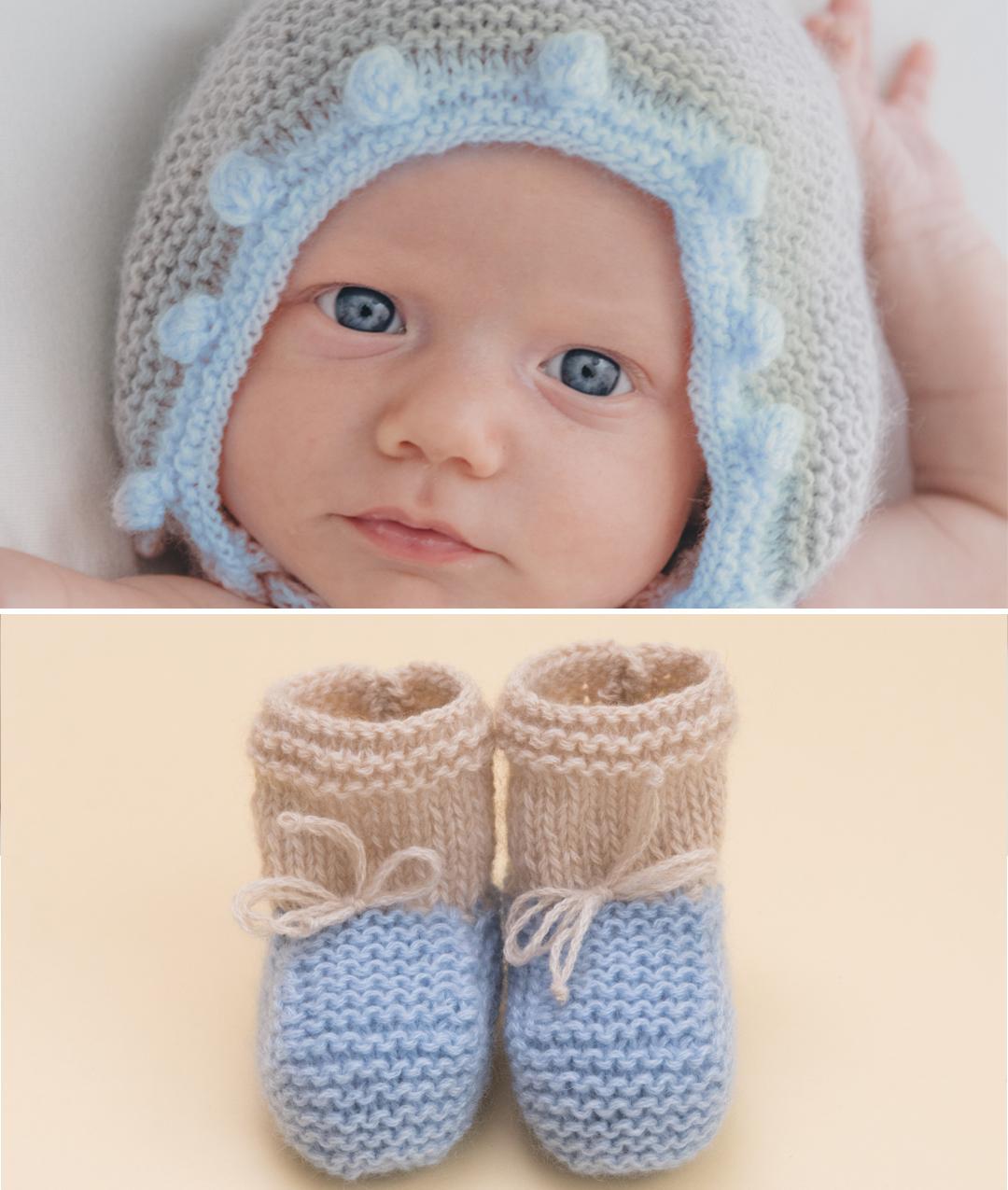 Baby - WoolBaby - Wool - LEO SET - 1