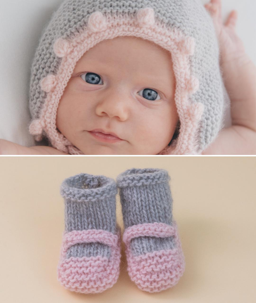 Baby - Wool - MIA SET - 1