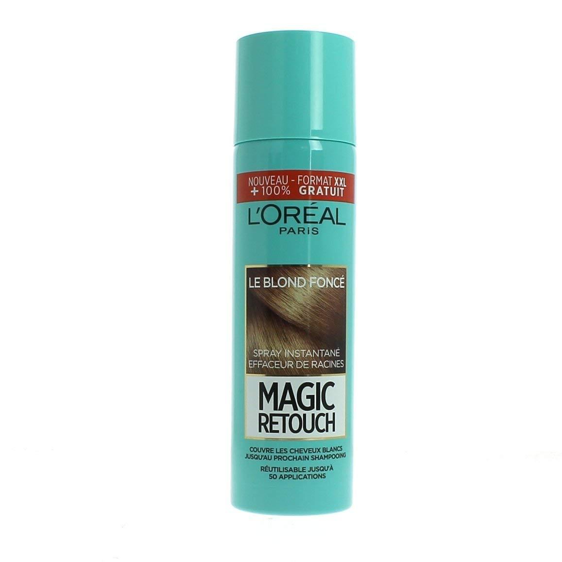 MAXI FORMATO!!Magic Retouch effaceur di radice l' Oréal Paris BIONDO SCURO