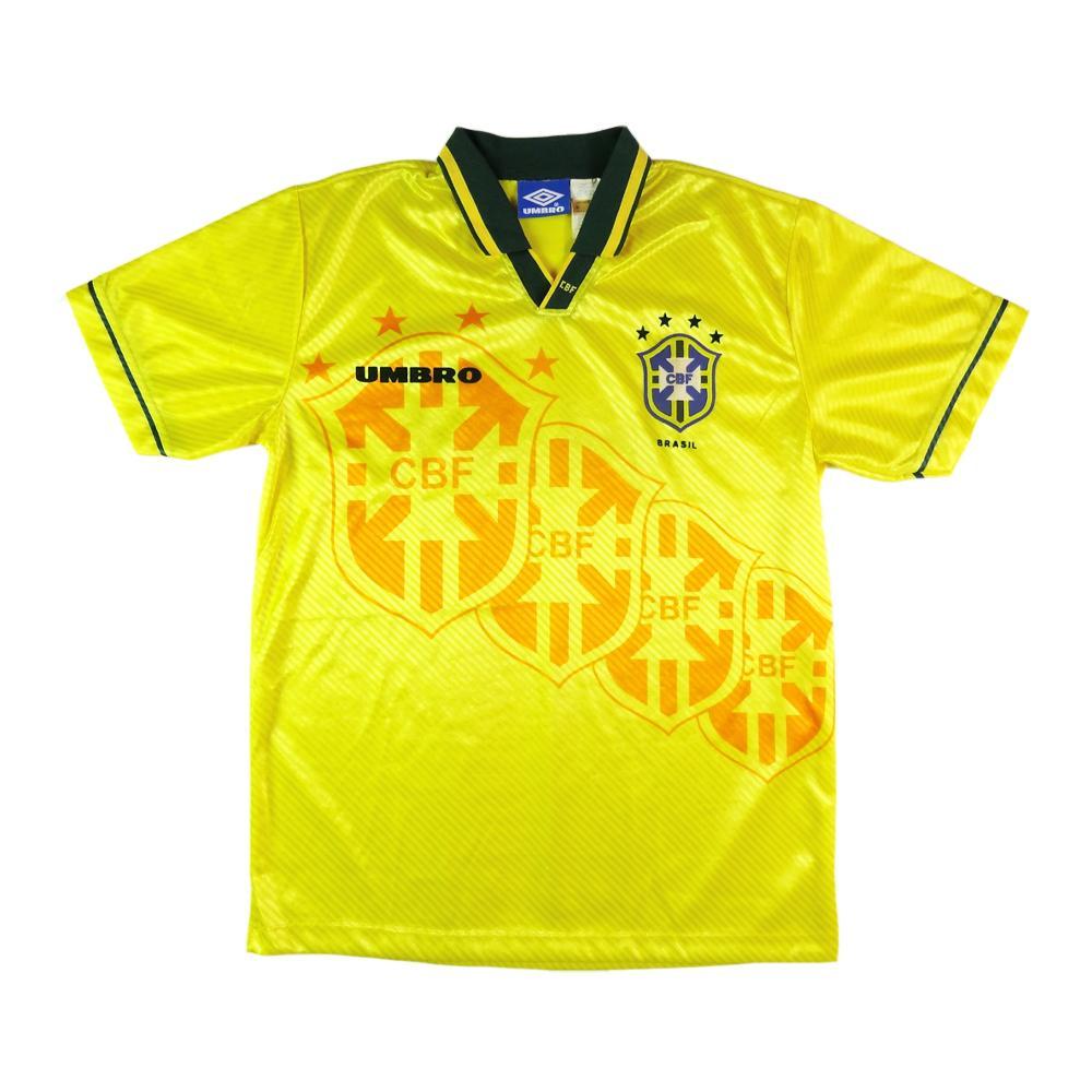 1994-97 Brasile Maglia Home (Top)