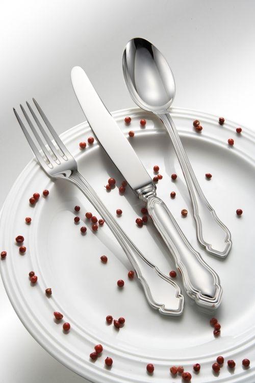 Forchetta tavola stile 700 epns argentato argento