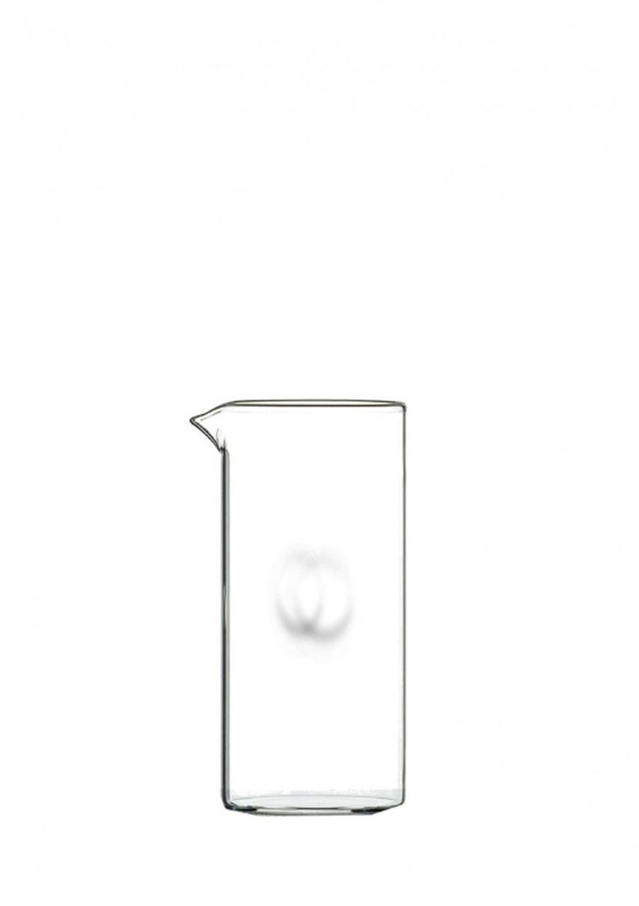 Caraffa in vetro senza manico ml 500