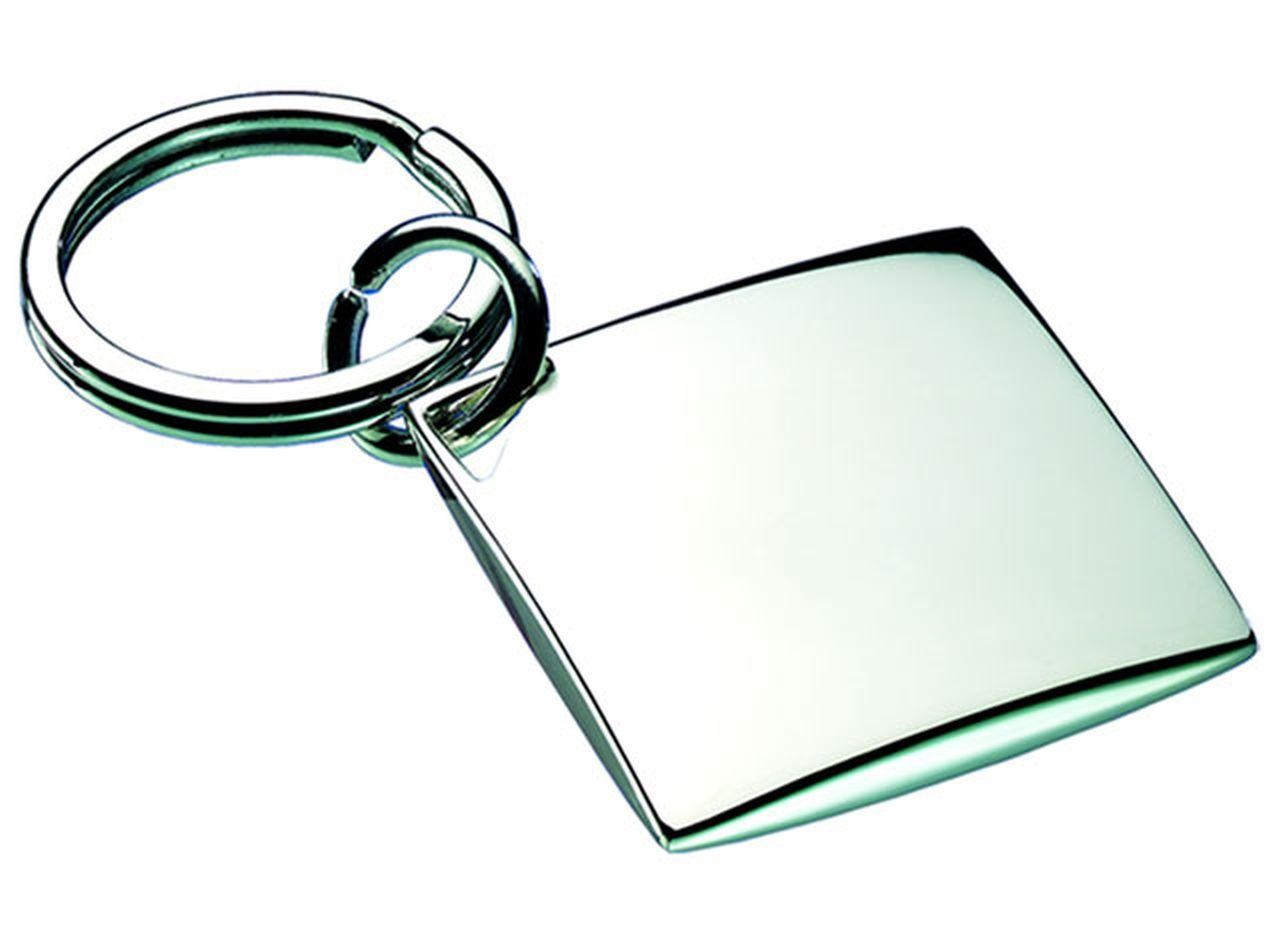 Portachiavi in silver plated
