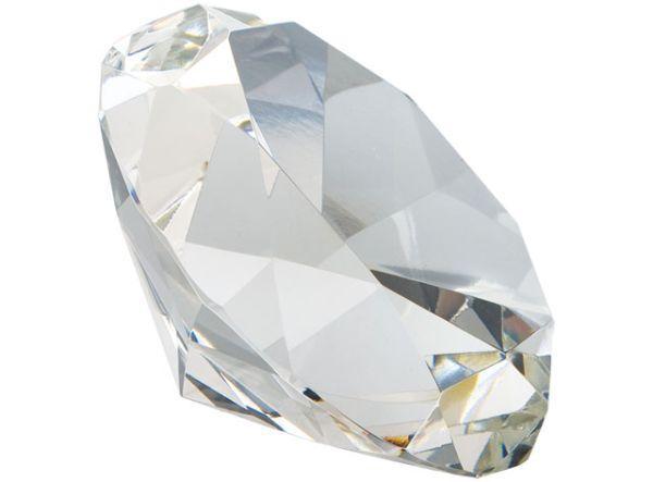 Diamante cristallo bianco